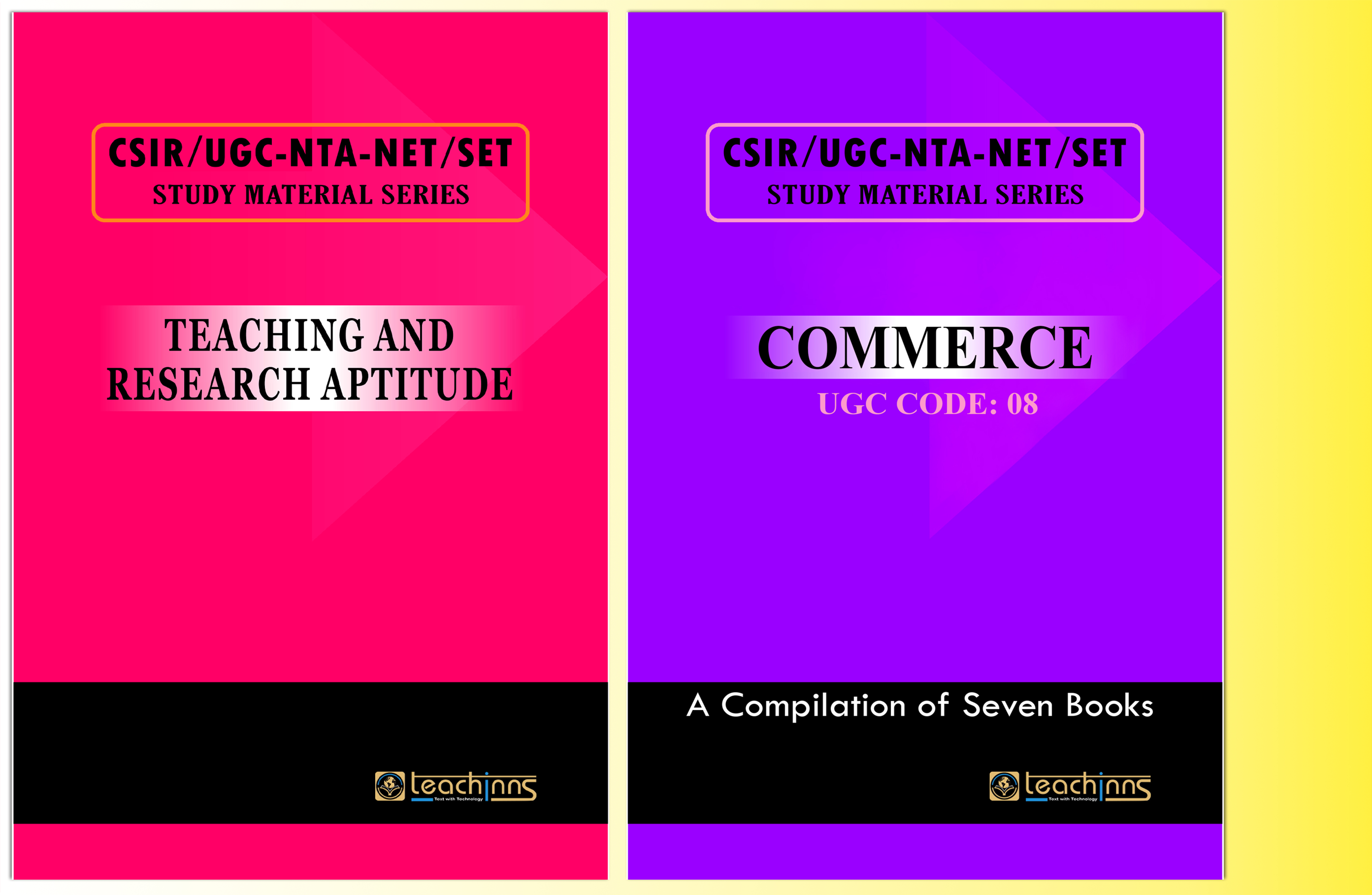 UGC-NTA NET/SET/JRF NET-Leader General Paper I & Commerce 2020