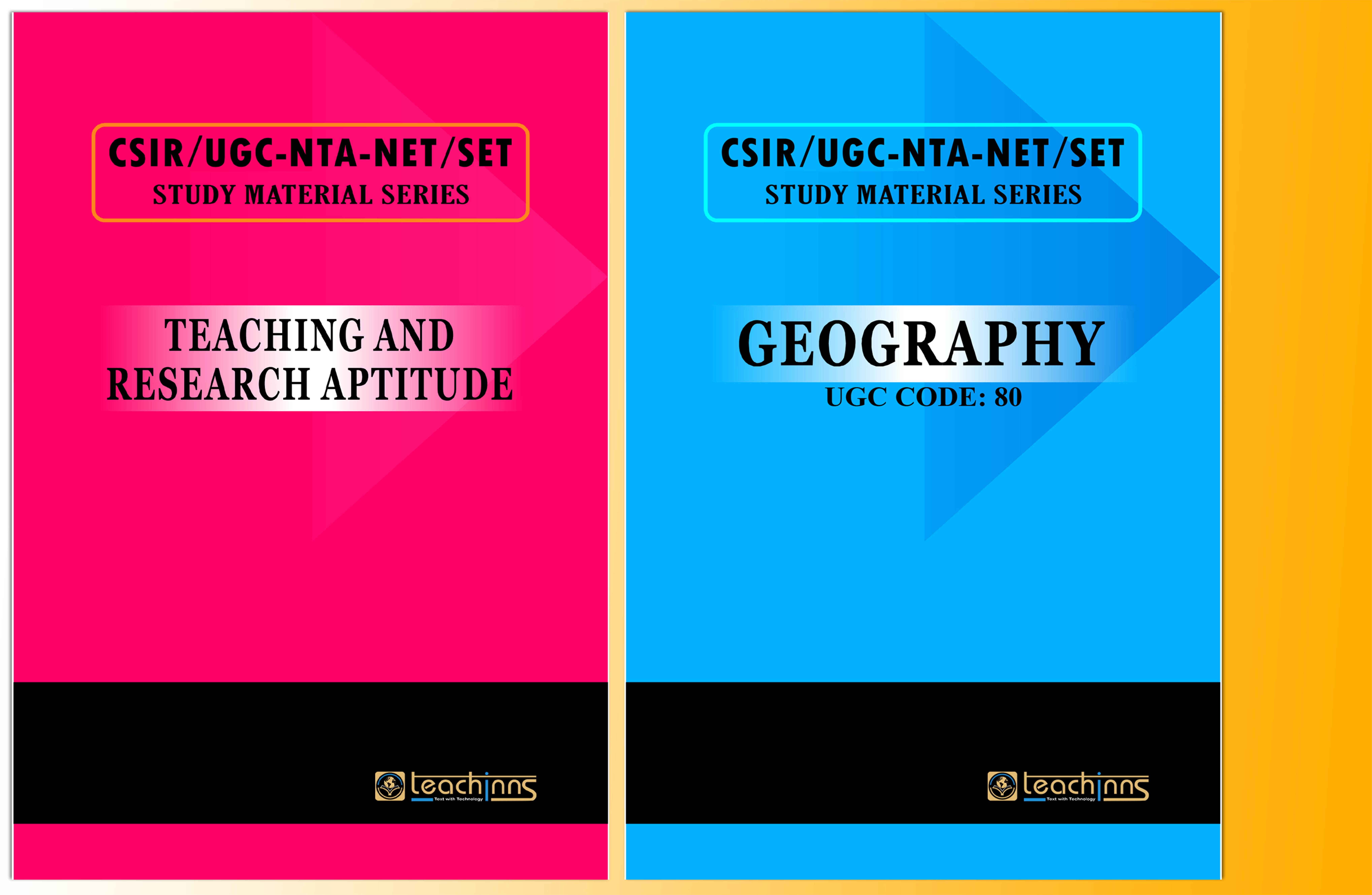 UGC-NTA NET/SET/JRF NET-Leader General Paper I & Geography 2020