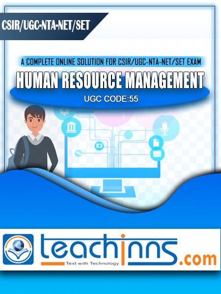 UGC-NTA NET/SET/JRF NET-Leader General Paper-I & Human Resource Management 2020