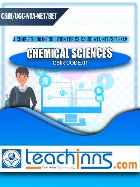 CSIR NET/SET/JRF NET-Leader-Chemical Sciences 2020