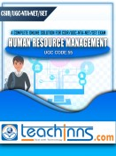 Study Materials & Previous Years Solved Papers for UGC NTA NET/SET/JRF General Paper - 1 & Human Resource Management